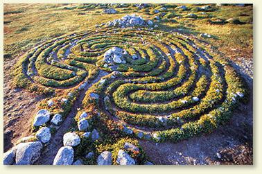Stone Labyrints